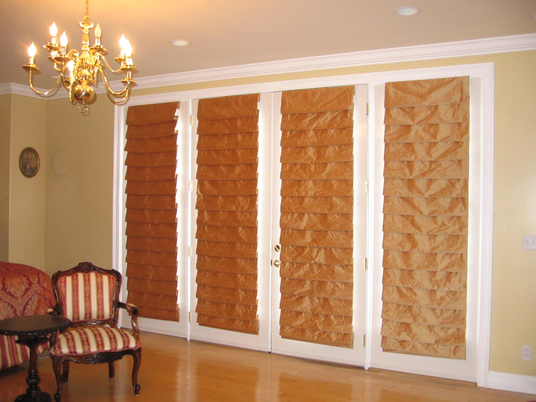 Soft Fold Roman Shades Window Treatments Shutters Wood Blinds Shades Bucks County Pa