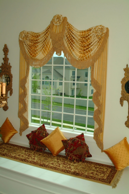 Specialty valances Bucks County