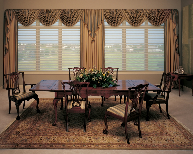Window treatments & shades in Montgomery County