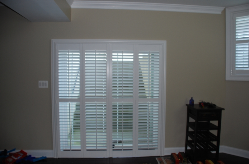 Arched Exterior Window Shutters